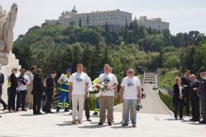 Rajd Solidarności - Monte Cassino